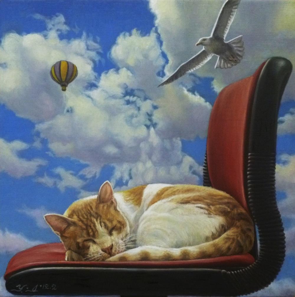 《夢の椅子》