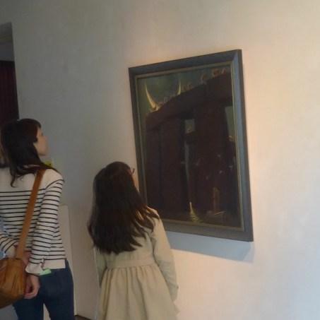 「美しい驚き 泉谷淑夫展」中間報告@奈義町現代美術館