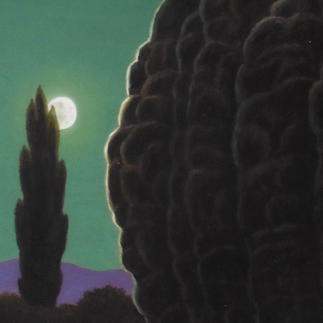 その、お月見の夜のときめきは…