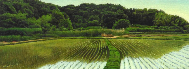 六月の田園詩
