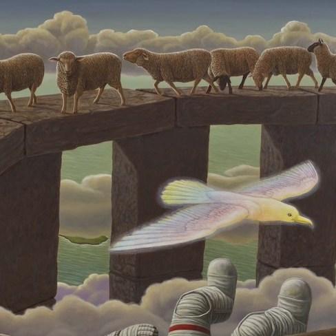 さまよえる羊たちの行く先は?