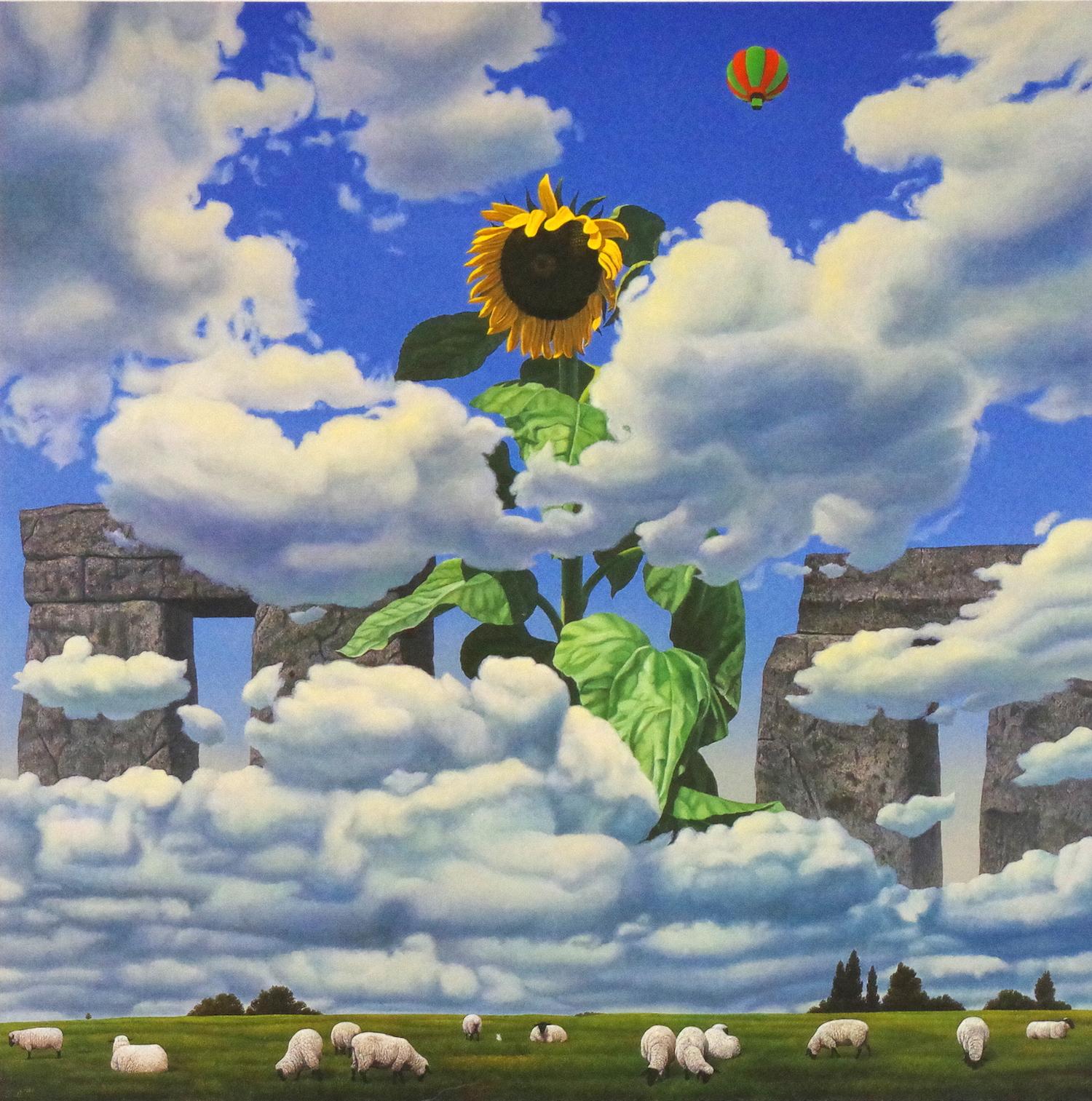 楽園幻想 -雲-