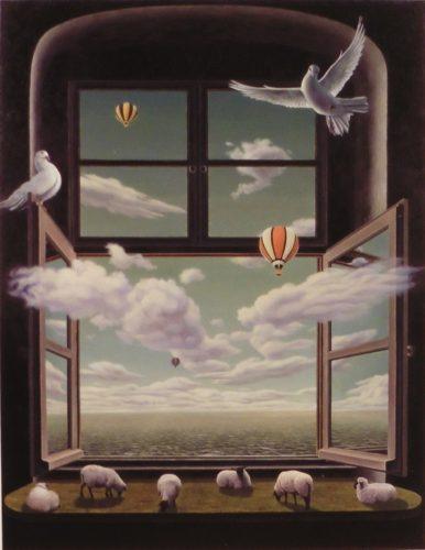 泉谷淑夫《風の神話》1999年